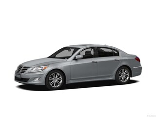 2012 Hyundai Genesis 5.0L Sedan