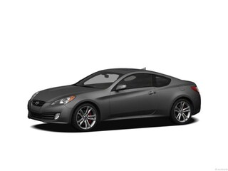 2012 Hyundai Genesis Coupe 2.0T (A5) Coupe