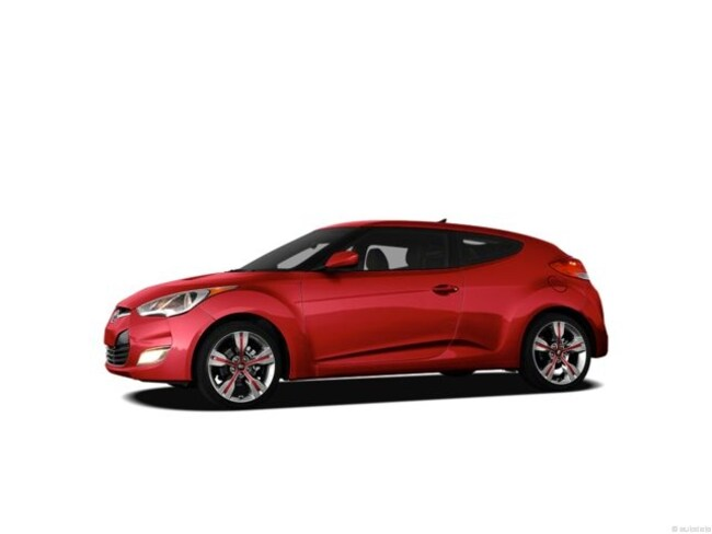 Used 2012 Hyundai Veloster Base w/Gray (M6) Hatchback in Manchester, NH