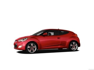 2012 Hyundai Veloster w/Gray Int Coupe