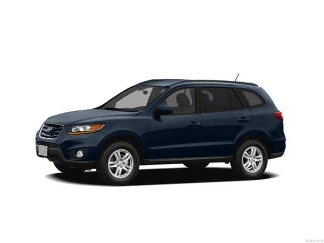 2012 Hyundai Santa Fe GLS Front-wheel Drive SUV