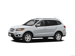 Used 2012 Hyundai Santa Fe Limited SUV in Meridian, MS