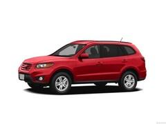 2012 Hyundai Santa Fe Limited Front-wheel Drive