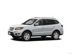 2012 Hyundai Santa Fe Limited V6 (A6) SUV