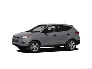 2012 Hyundai Tucson GL (A6) SUV