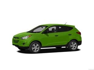 2012 Hyundai Tucson GLS-FWD Auto w/Bluetooth & Alloy Wh SUV
