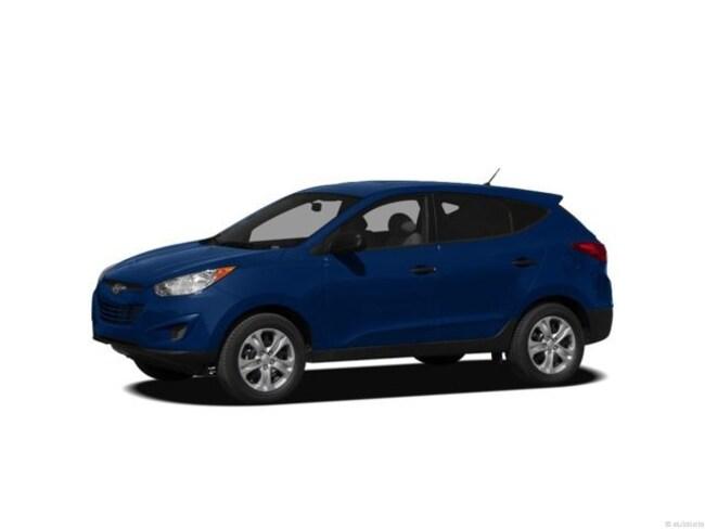 2012 Hyundai Tucson GLS w/PZEV (A6) SUV