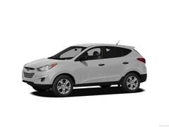 Bargain Used 2012 Hyundai Tucson GLS w/PZEV (A6) SUV in Manchester NH
