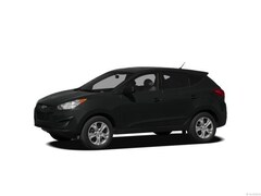2012 Hyundai Tucson Limited (A6) SUV