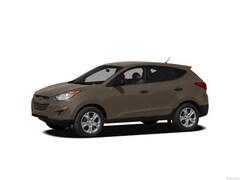 2012 Hyundai Tucson Limited w/PZEV SUV