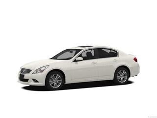 2012 INFINITI G37 Journey Sedan