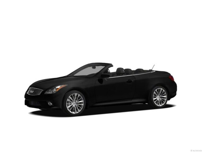 Used 2012 INFINITI G37 Base For Sale | Irving TX | Stock