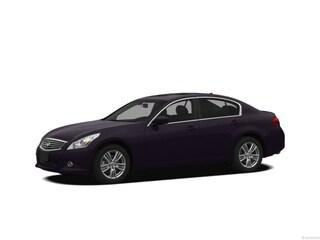 2012 INFINITI G37x X Sedan