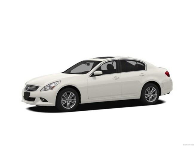 2012 INFINITI G37 X Sedan