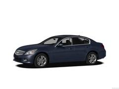 Used 2012 INFINITI G25 Sedan x x AWD Peoria