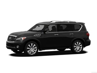 Used 2012 INFINITI QX56 7-passenger SUV for sale in Irondale