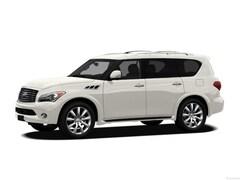 2012 INFINITI QX56 Touring, NAV, Theater, 22 Wheels (Qx80) SUV