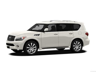 2012 INFINITI QX56 7-passenger SUV