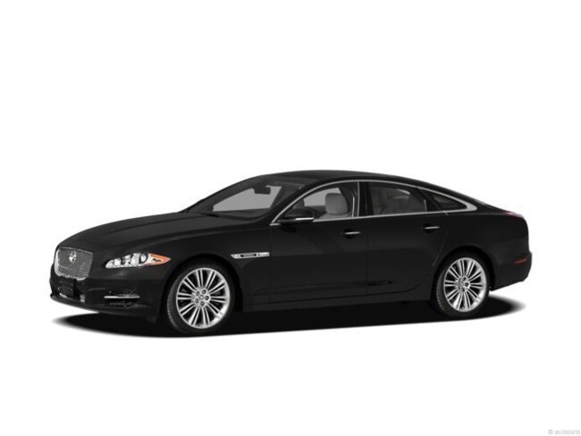 2012 Jaguar XJ XJL Supercharged Sedan
