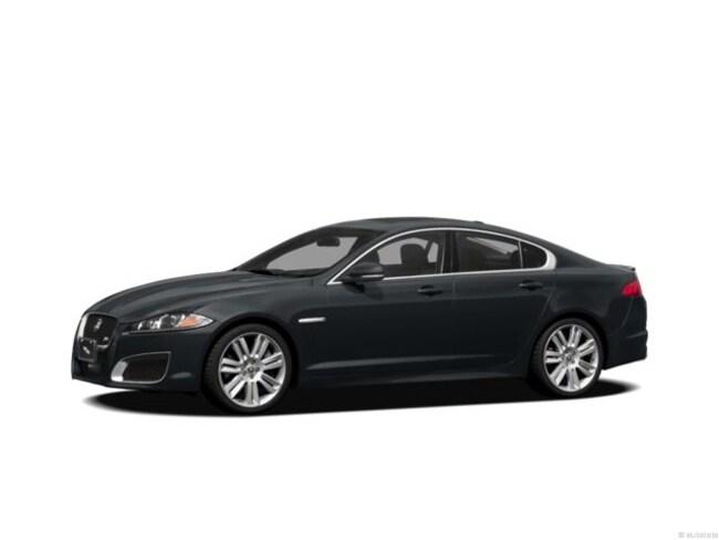 2012 Jaguar XF XFR Sedan