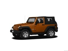 Used 2012 Jeep Wrangler Sport SUV in Westborough, MA