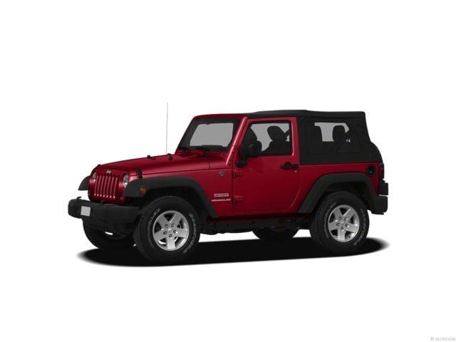 2012 Jeep Wrangler SUV