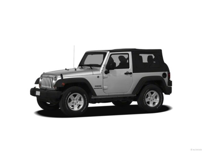 Used 2012 Jeep Wrangler Sport 4x4 Sport  SUV Lewisburg, PA