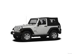Used 2012 Jeep Wrangler Sport SUV 1C4AJWAG2CL202812 in Fitzgerald, GA