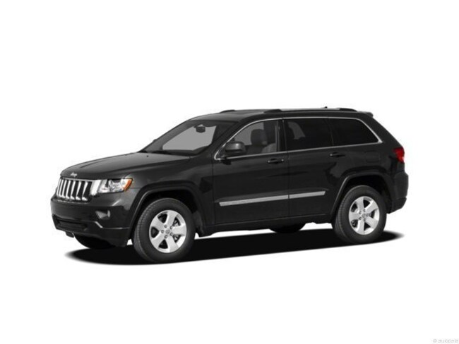 Used 2012 Jeep Grand Cherokee Limited 4x4 SUV for sale in Bronx
