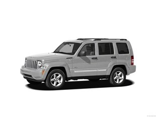 2012 Jeep Liberty SUV