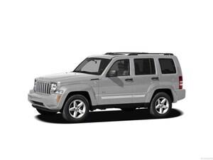 2012 Jeep Liberty Sport 4x4 SUV