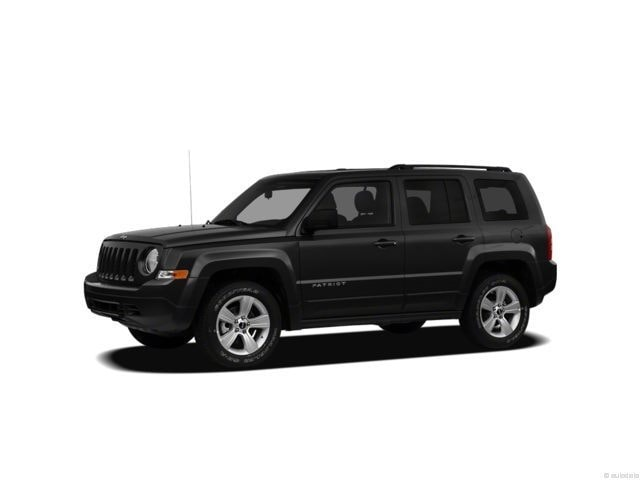2012 Jeep Patriot Limited FWD Limited