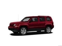 New 2012 Jeep Patriot Latitude 4x4 SUV Denver
