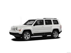 2012 Jeep Patriot Latitude 4x4 SUV