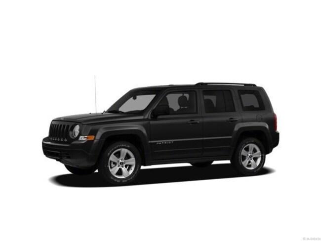 Jeep Patriot For Sale Near Me >> Used 2012 Jeep Patriot For Sale At Napleton S Arlington Mazda Vin