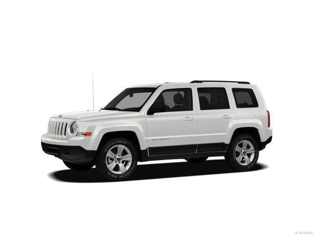 2012 Jeep Patriot Limited 4x4 SUV