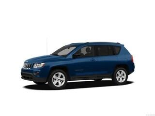2012 Jeep Compass Latitude 4x4 w/ Sunroof and Heated Seats SUV