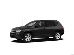 Used 2012 Jeep Compass Limited SUV