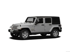 2012 Jeep Wrangler Unlimited Sport SUV in Exeter NH at Foss Motors Inc