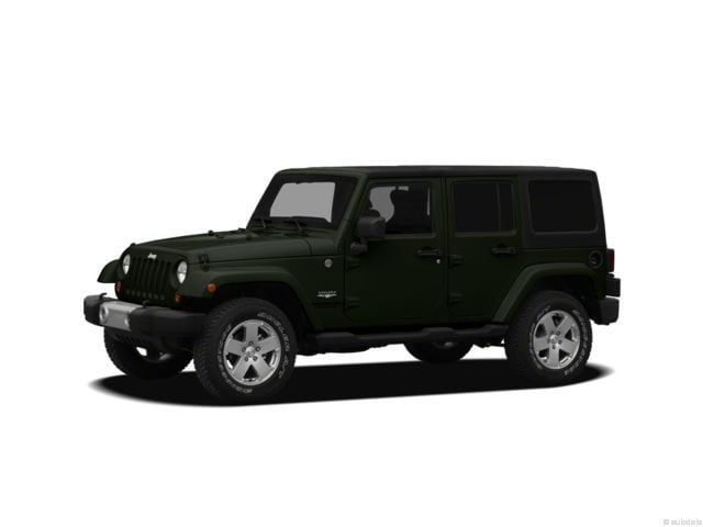 2012 Jeep Wrangler Unlimited SUV