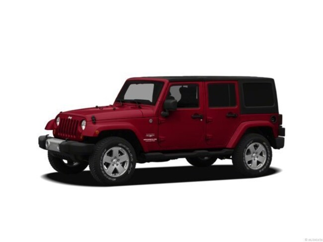 2012 Jeep Wrangler Unlimited Rubicon SUV
