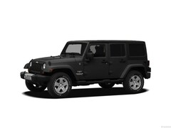 Used 2012 Jeep Wrangler Unlimited Rubicon SUV Denver