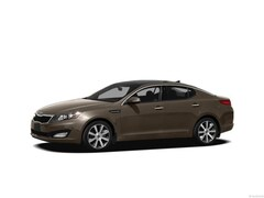 Used 2012 Kia Optima LX (A6) Sedan in Richmond, VA