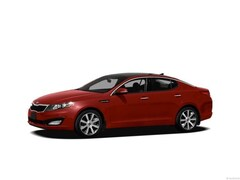 Bargain Used 2012 Kia Optima LX Sedan 21S830B for Sale in Amherst NY