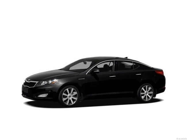 Used 2012 Kia Optima EX (A6) Sedan Wilmington, DE