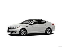 2012 Kia Optima EX (A6) Sedan