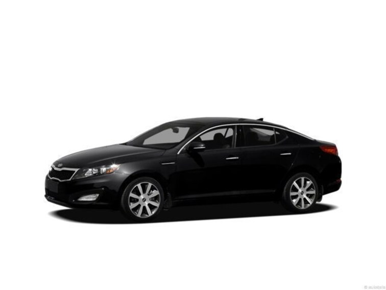 Used 2012 Kia Optima SX (A6) Sedan 491088A in San Diego, CA