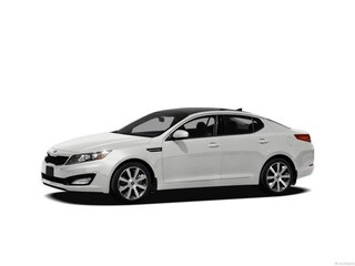 2012 Kia Optima SX (A6) Sedan