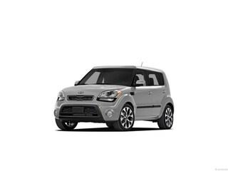 Used 2012 Kia Soul Base (A6) Hatchback For Sale in Abington, MA