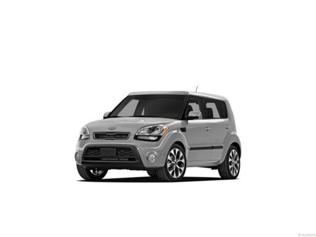 Used 2012 Kia Soul Hatchback in St. Paul, MN